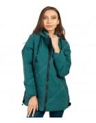 D-8982 зел Куртка женская 50-58 по 5