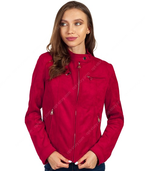 WPY-9582 Куртка демисезон женская S-XL по 4
