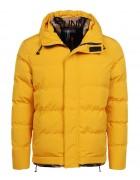 MMA-1566 желтый Куртка муж M-2XL по 4