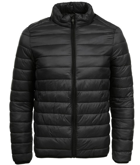 MMA-B1727 черный Куртка муж 3XL-6XL по 4