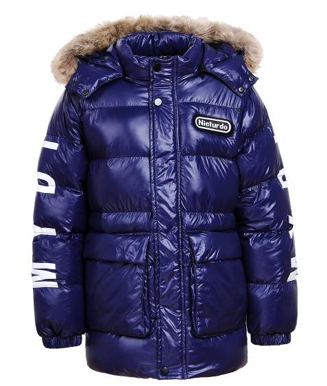 BMA-1330 синий. Куртка мальчик 134-170 по 4