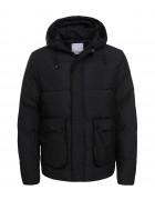 BMA-1788 черн. Куртка мальчик 134-170 по 4