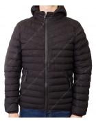 32596 черн. Куртка мужская L-4XL по 5