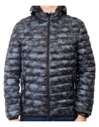 8808 синий Куртка мужская L-4XL по 5