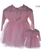 7119 Платье девочка 1-5 по 5