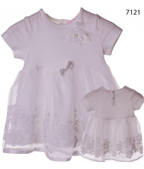 7121 Платье девочка 1-5 по 5
