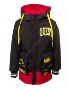 5856 красная Куртка мальчик 120-150 по 4