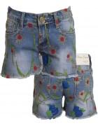 XT1323 Шорты (джинс) девочка 23-28 по 6