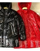 HL-211 красн. Куртка девочка 140-164 по 5