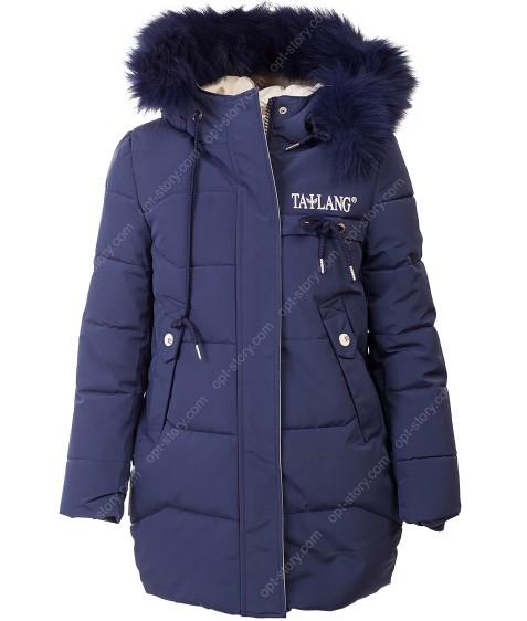 HL-605 cин Куртка девочка  134-158 по 5