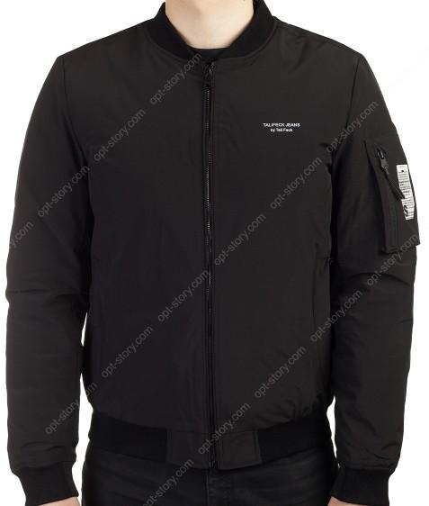 50611B черн. Куртка мужская 58-64 по 4