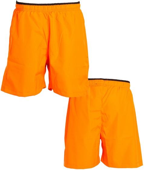 110 оранж. Шорты мужские S-2XL по 5