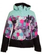 2322 бирюз Куртка женская S-XL по 4