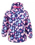 8212Д синий Куртка дев. 110-140 по 4
