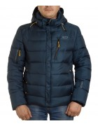 24508 син.#8  Куртка мужская 48-56 по 5