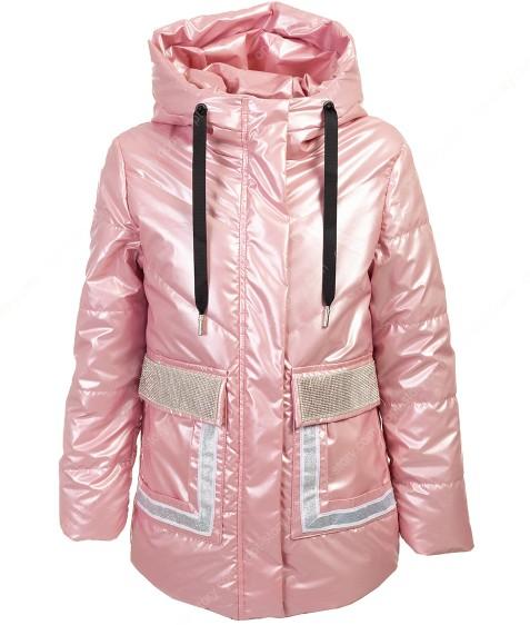 BM-127 розовый Куртка дев 134-158 по 5