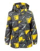 F26-02 желтый Ветровка маль. 116-140 по 5