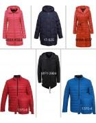 18770 Куртка женская / Куртка мужская 6 шт