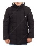 1801# чёрн Куртка мужская 48-56 по 5