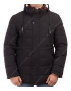 1805# чёрн Куртка мужская 48-56 по 5