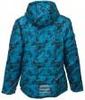 949A син Куртка мальчик (двустор) 140-170 по 5