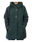 802 т.зел Куртка женская 52-62 по 5