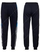 86780 синий Спортивные штаны мальчик 116-146 по 6