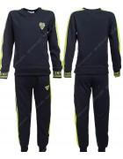 86762 т.синий Спортивный костюм мальчик 116-146 по 6