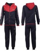 86751 красный Спортивный костюм мальчик 116-146 по 6