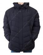 32558 черн-син Куртка мужская 60-70 по 6
