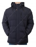 32561#50 черн-син  Куртка мужская 52-62 по 6