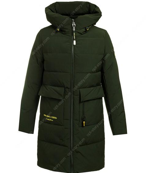 47383 хаки Куртка женская S-3XL по 6