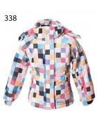 338 Куртка дев.110-140 по 6-7 шт