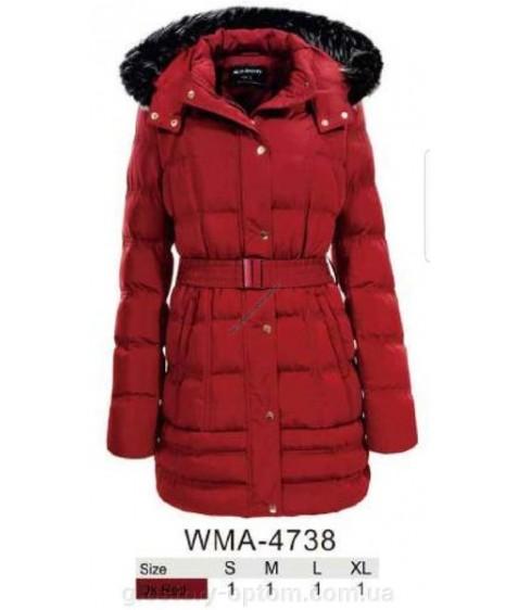 WMA-4738 Куртка женская S-XL по 12