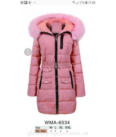 WMA-6534 Куртка женская S-XL по 12