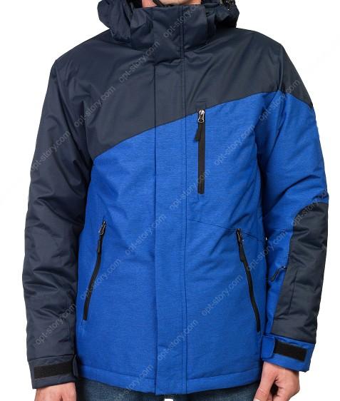 M817013 blue skay blue Куртка мужская M-3XL по 5