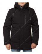 ZD-1816 11 черн.Куртка мужская 46-54 по 5