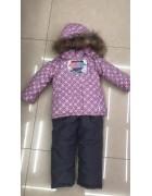 9G-01 роз. Куртка девочка 92-116 по 5