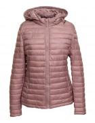 7123 пудра Куртка женская XXL-6XL по 5