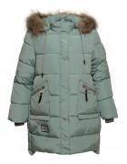 505 Lebo зелен Куртка девочка 134-158