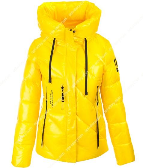 1037-5# Куртка жен S-3XL по 6