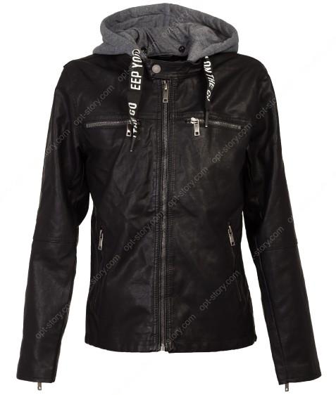 5984 Куртка мал.эко-кожа 134/140-170 по 4